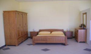 masiv furnir - spavaća soba